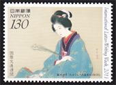 Kaburaki Kiyokata's Painting at the National Museum of Art, Kyoto