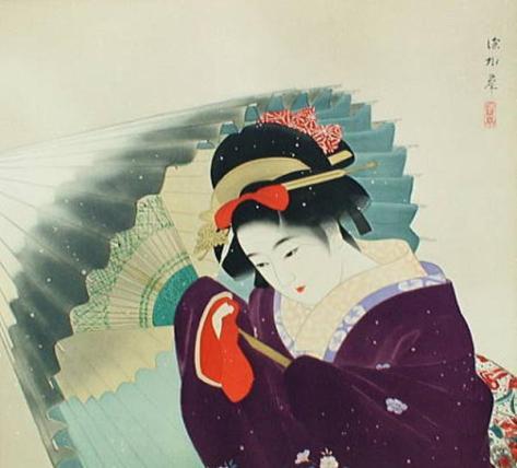 Shinsui_Ito-Snow_Storm